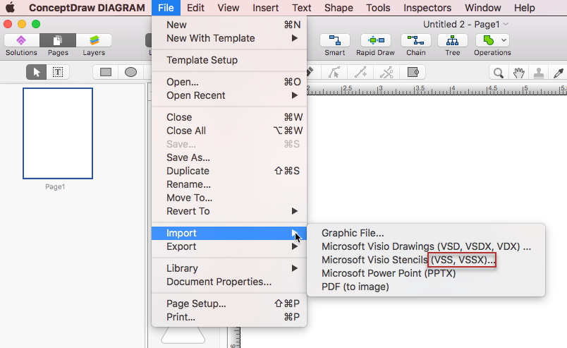 how to convert visio 2013 to pdf