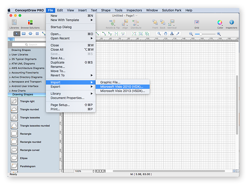 import-vsio-vdx-to-conceptdraw