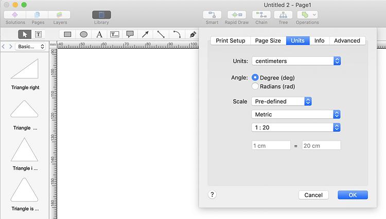 Creating Custom Diagram Template