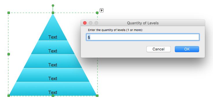 create-pyramid-chart
