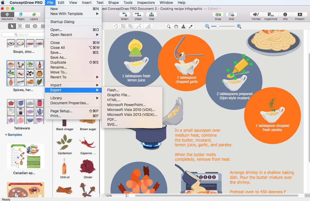 food-infographics