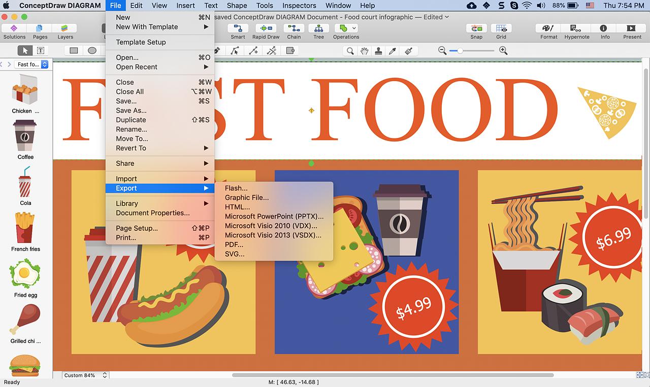 fast-food-menu