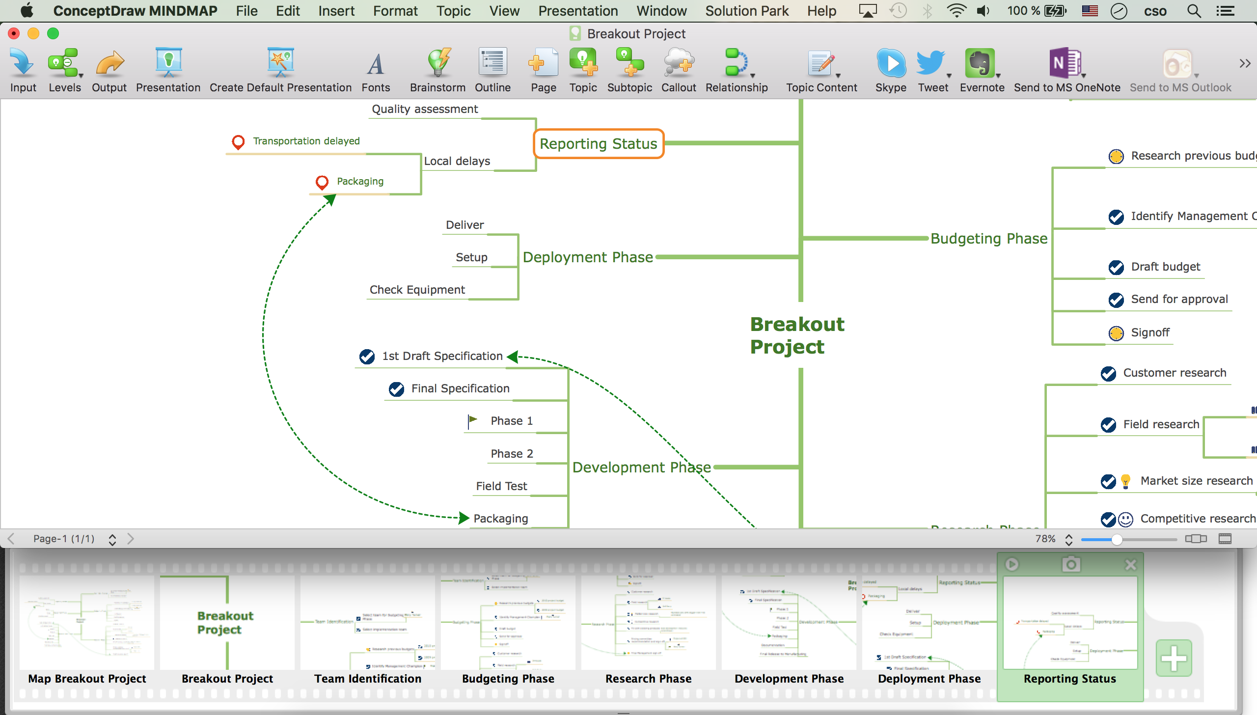 how to do a mind map in powerpoint powerpoint mindmap now mind map presentation