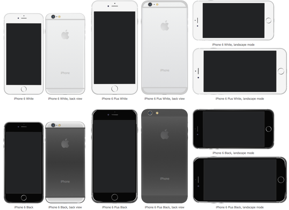 Design Elements — iPhone 6 Mockup