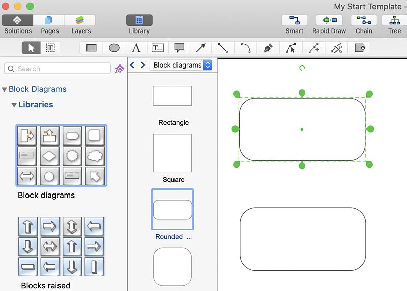 Creating A Block Diagram