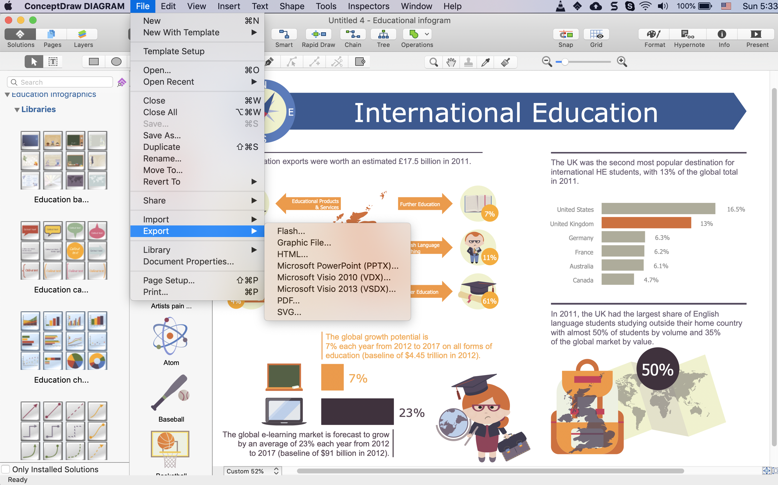 education-infographics