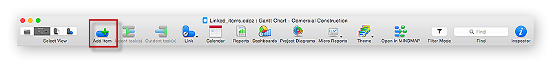 conceptdraw-project-toolbar