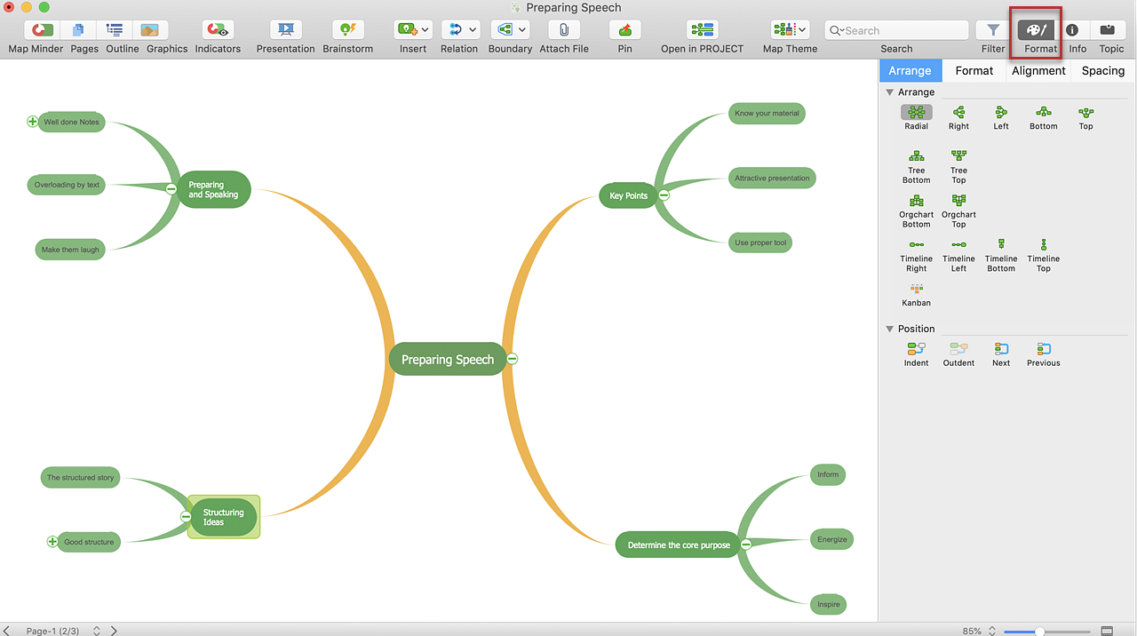 create-mind-map