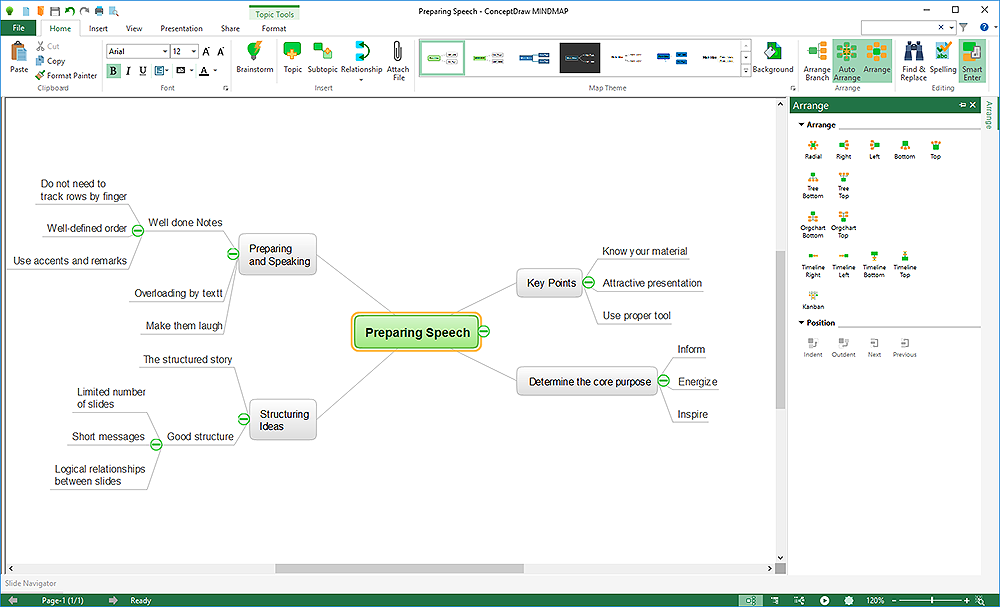 conceptdraw-mindmap-window
