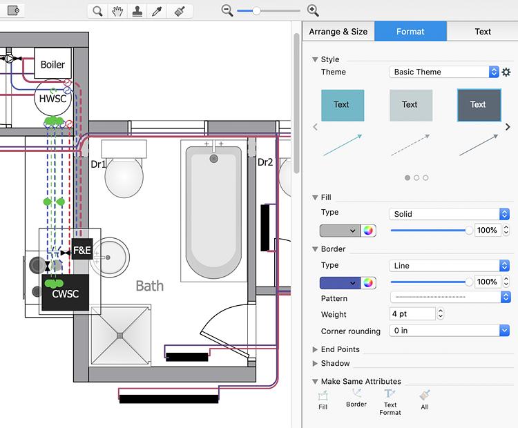 Household Plumbing Diagram - Wiring Diagrams on