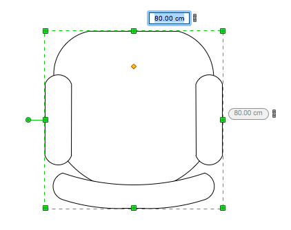 seating plan design element