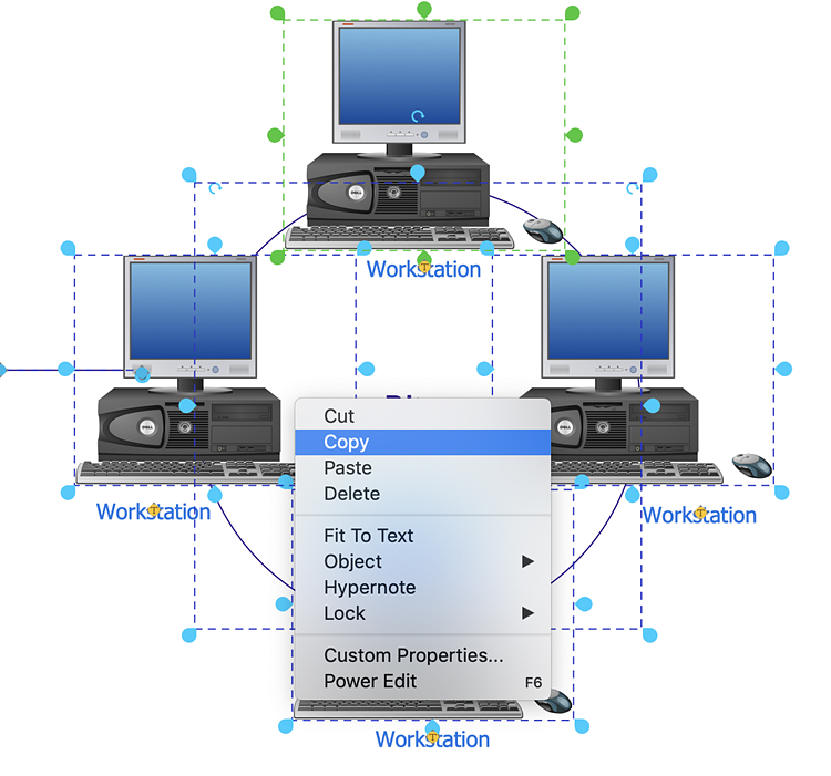 Add a Computer Network Diagram to MS Word | ConceptDraw ...