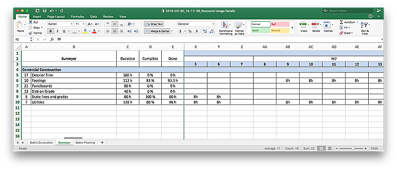 Generating Standard Project Reports On Mac Conceptdraw Helpdesk