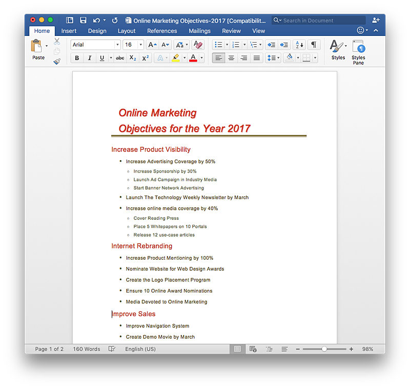 how to insert a pdf map into a word document