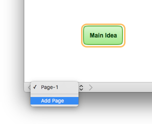 conceptdraw-add-multiple-pages