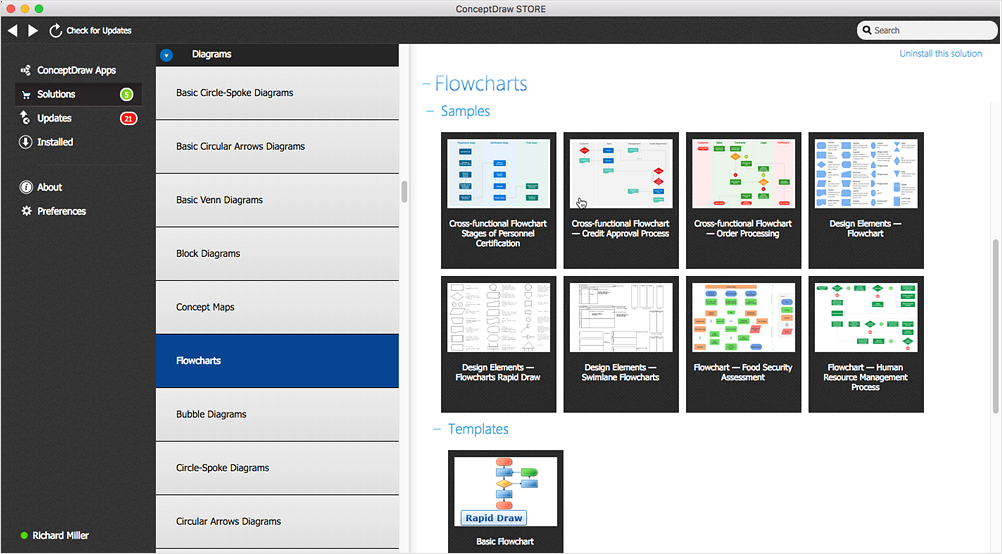 Download ConceptDraw for macOS