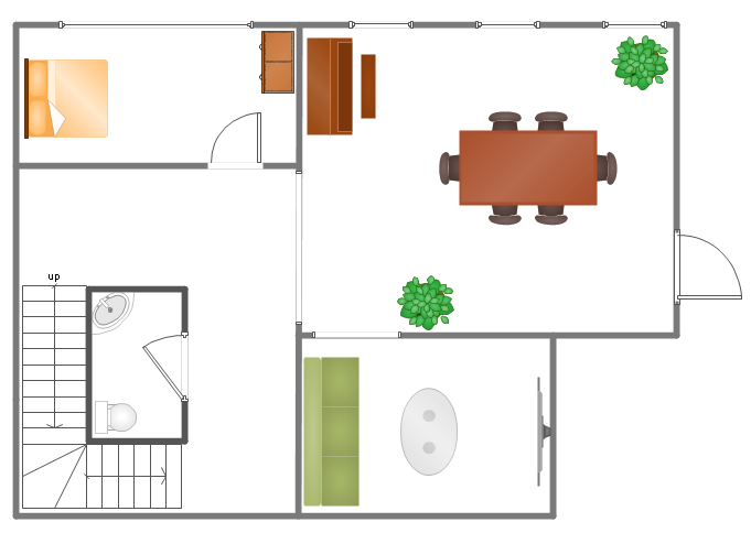 How To Make a Floor Plan - Floor Plan Template