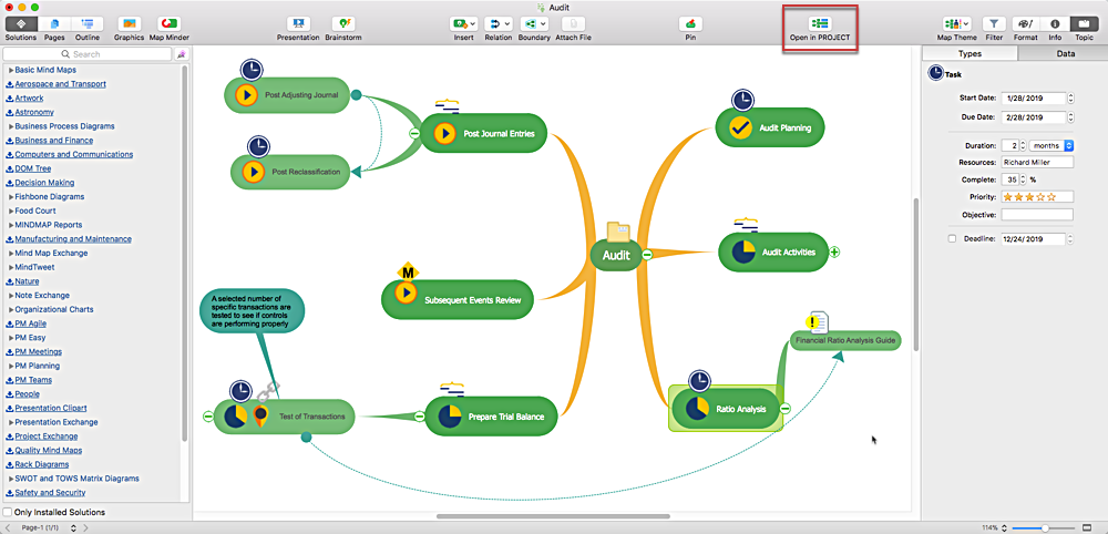 project-mind-map
