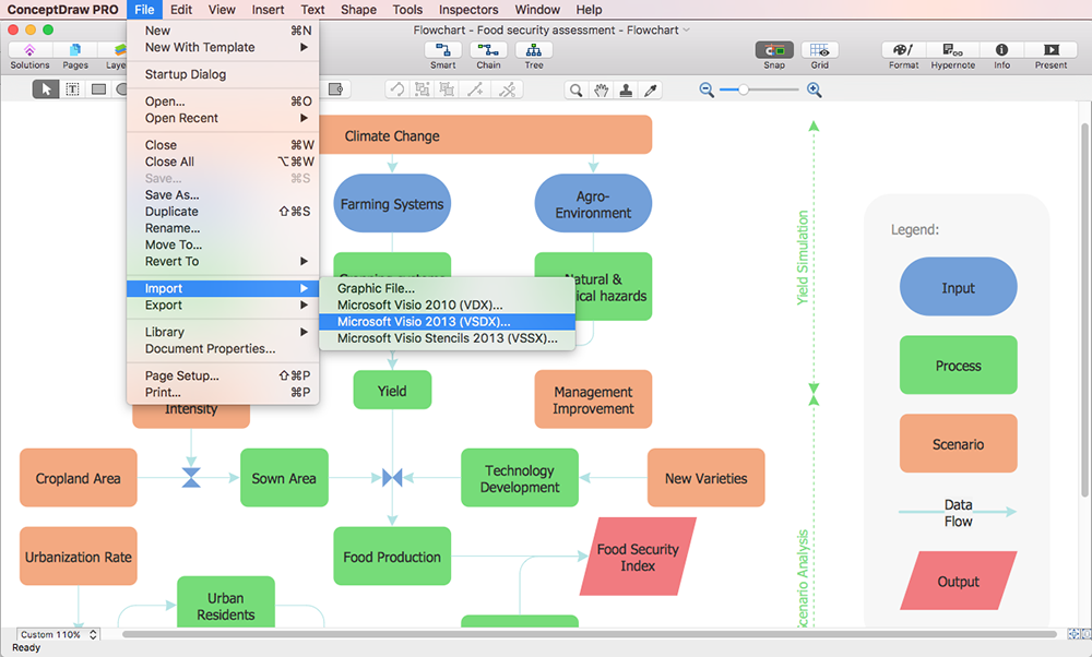 open visio on mac - Visio 2010 For Mac