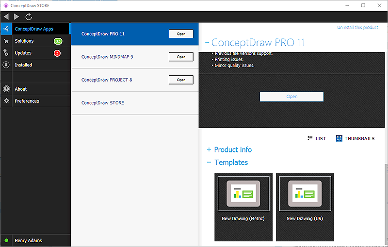 start-template-conceptdraw