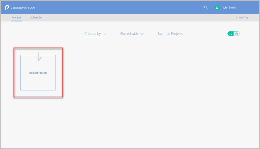 how-to-upload-to-conceptdraw-plan