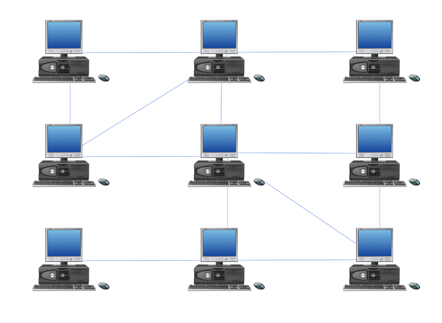 Hybrid network topology ccuart Image collections