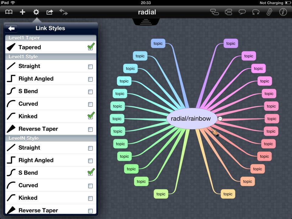 Top ipad MindMap Apps