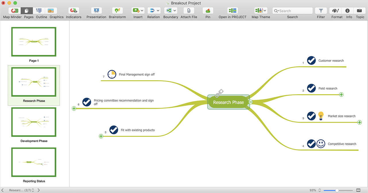 How to Import Text to ConceptDraw MINDMAP