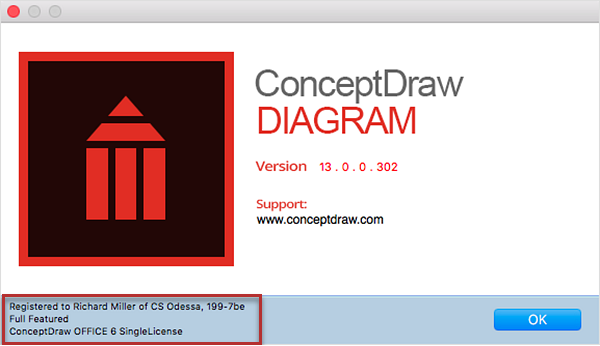 Download and Install ConceptDraw OFFICE on macOS