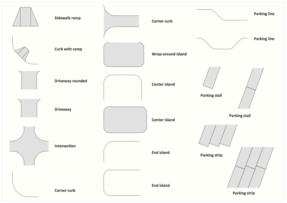 Interior design site plan design element for Site floor plan