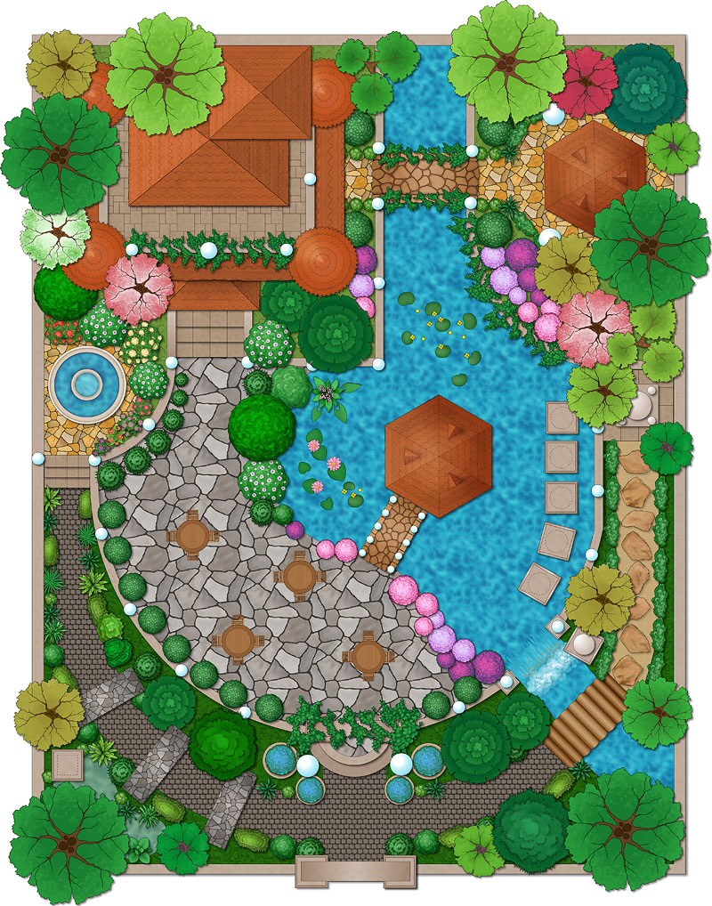landscape design sample 3