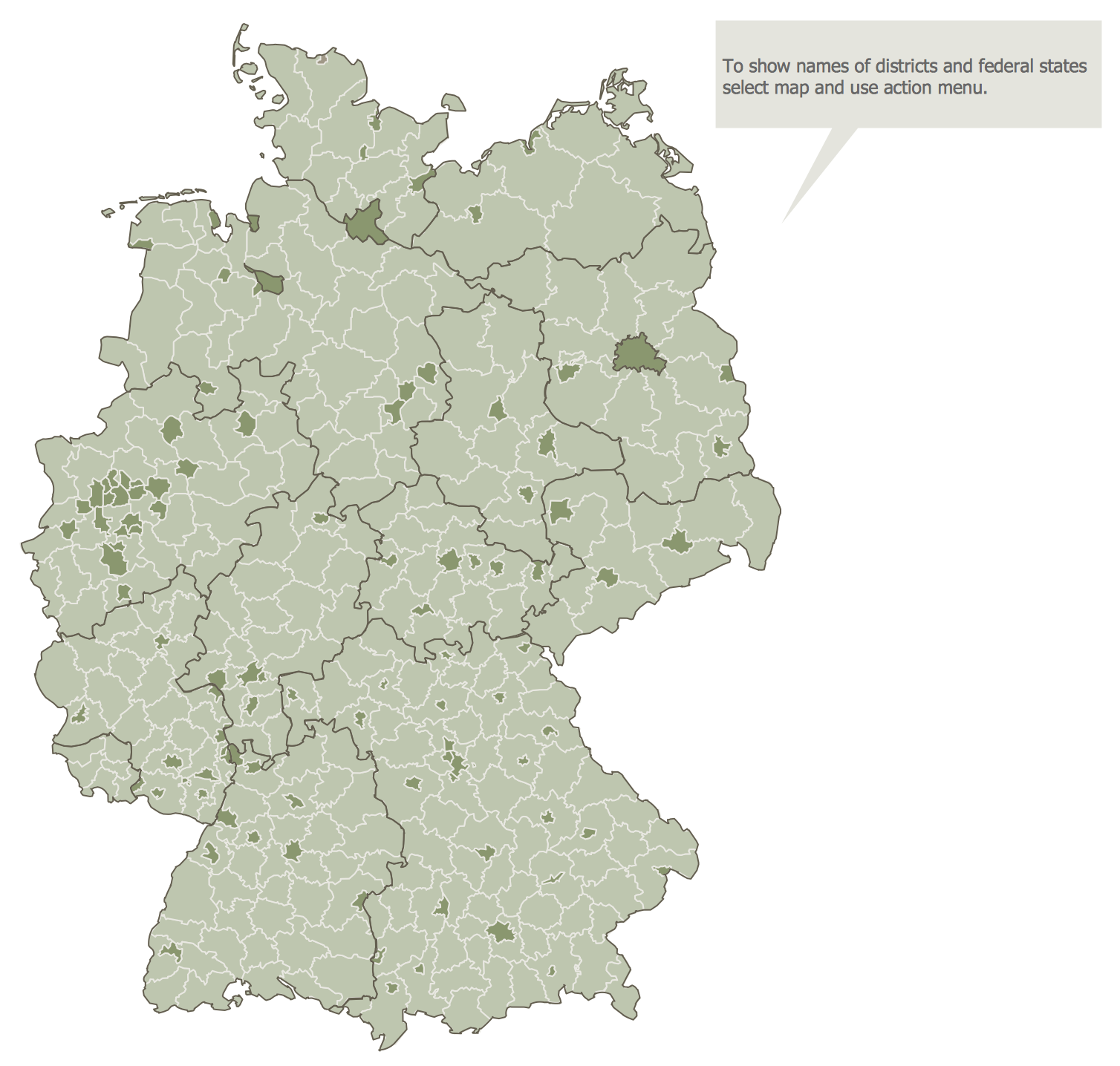 Maps Update 10001100 Show Map of Germany Map of Germany – Show Me the Map of Germany