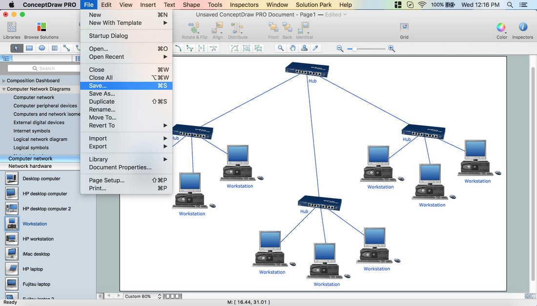 Network Topology Mapper  How To Create Network Topology