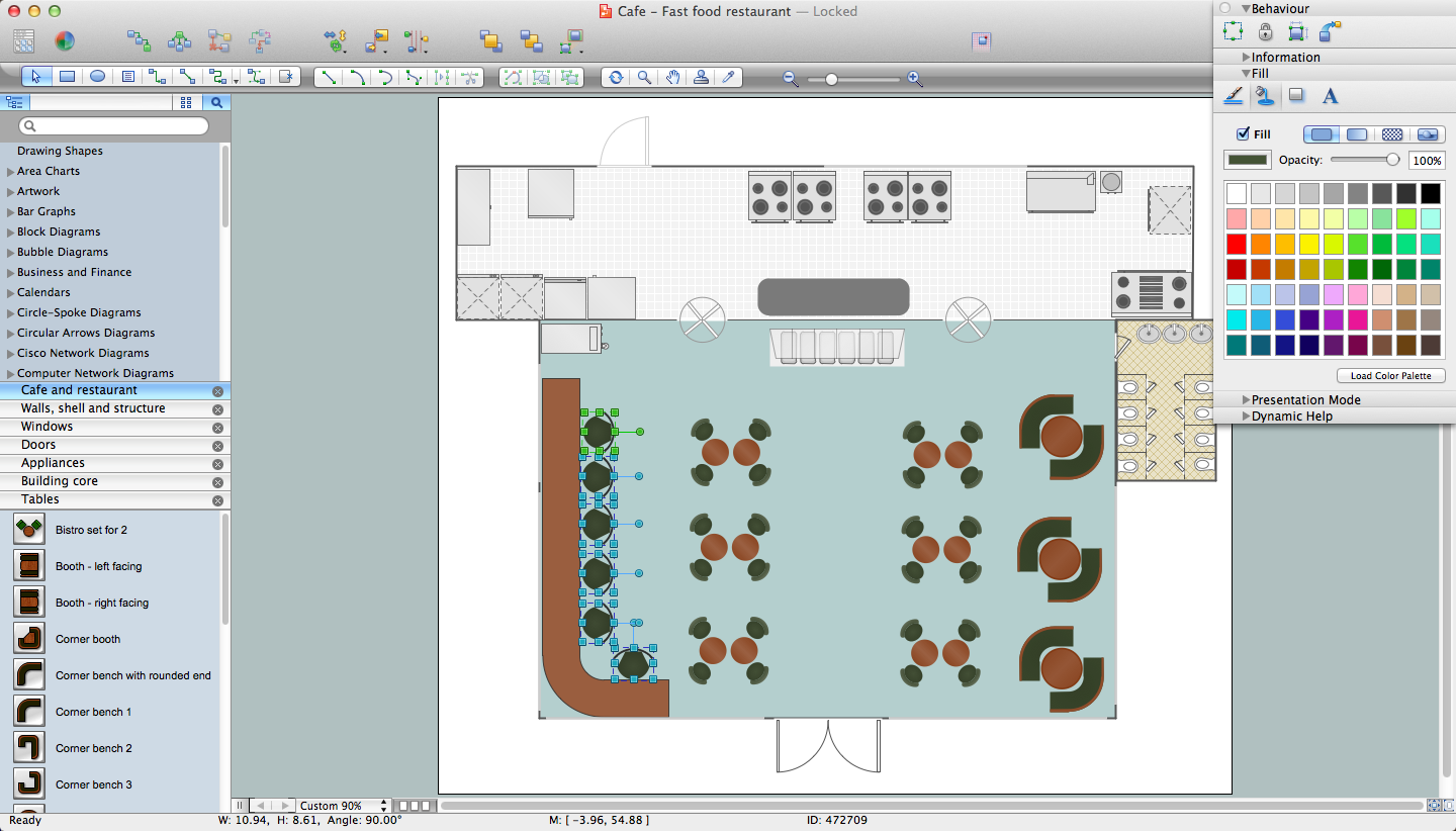 sample 1 restaurant floor plans software cafe and restaurant plans