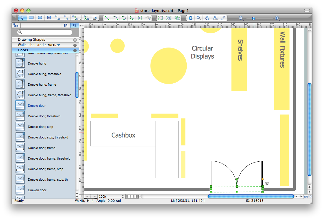 Store Layout Software | Draw Store Layouts, Floor Plans and Planograms