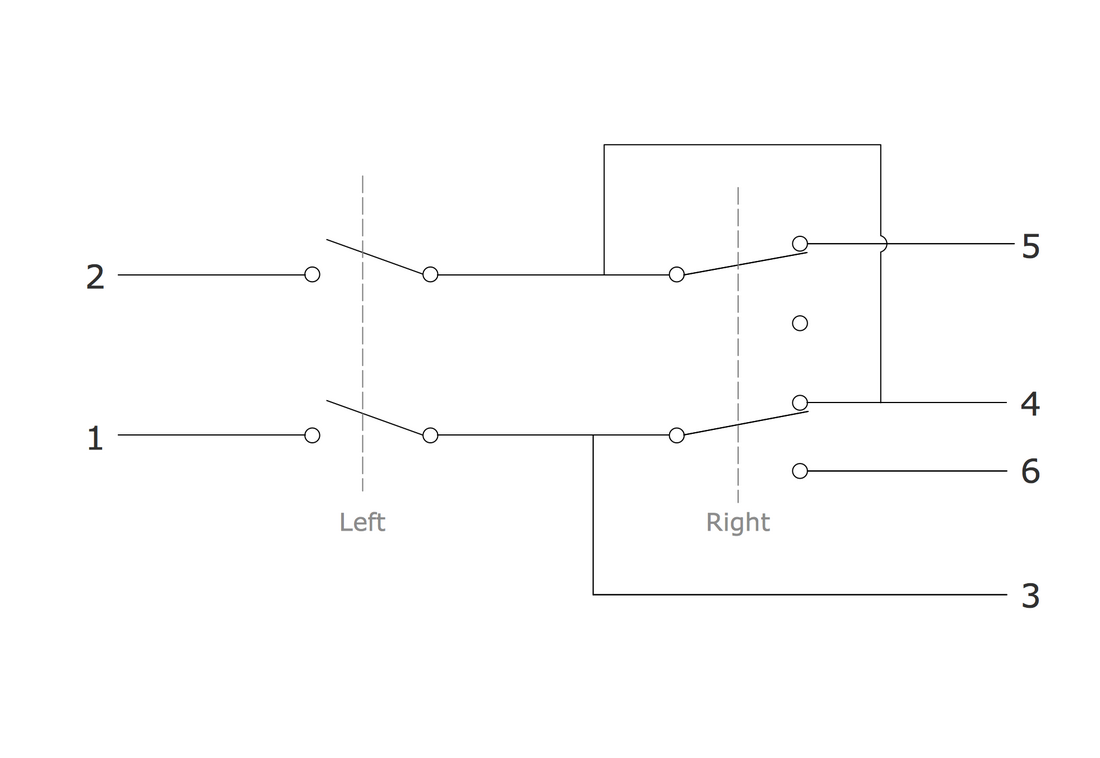 Electrical Symbols Switches And Relays