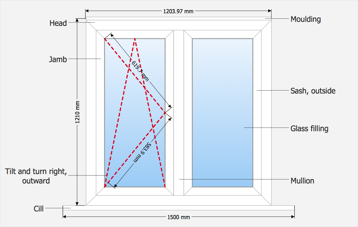 Wiring And Diagram  Diagram Of Window