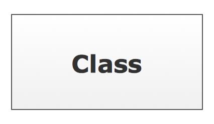 UML Class Diagram Notation - Class