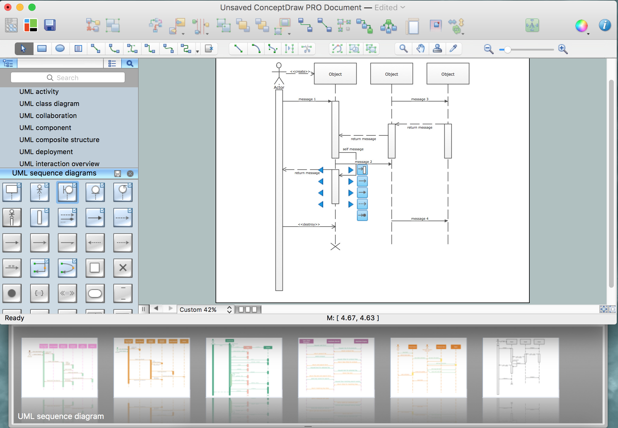 Mac Create Sequence Diagram - Block And Schematic Diagrams •
