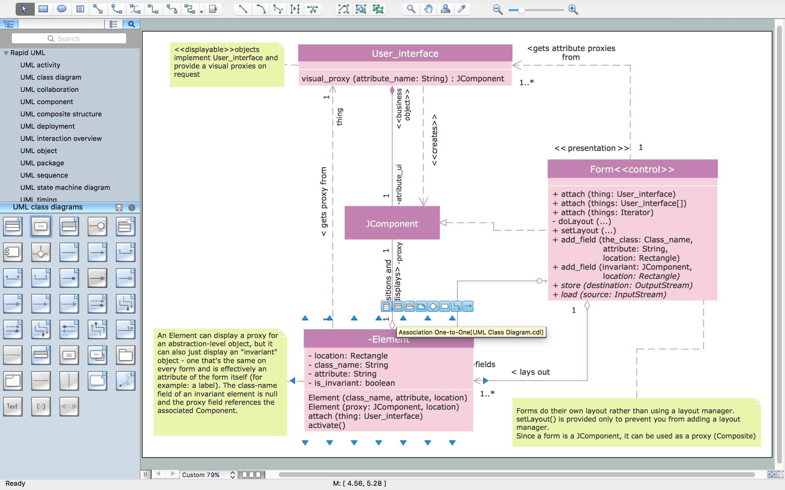Uml in 10 mins uml class diagram ccuart Choice Image
