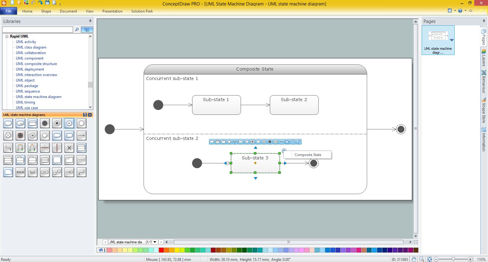 uml diagrams examples pdf free