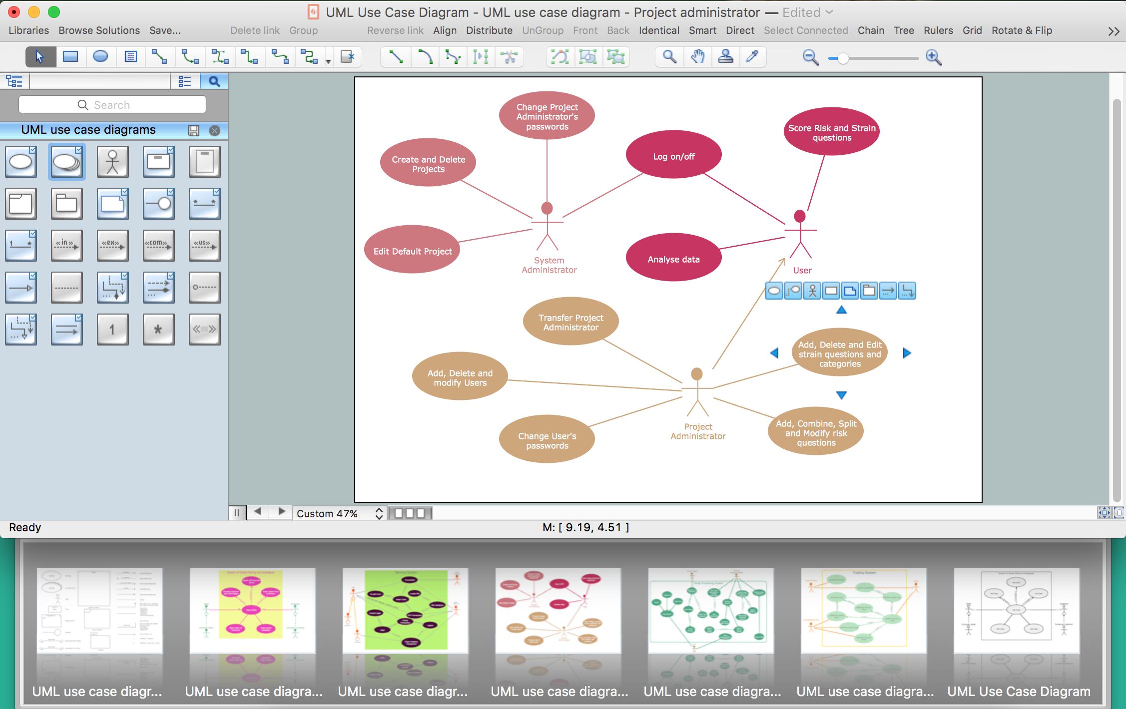 Uml use case diagrams professional uml drawing uml use case diagram ccuart Choice Image