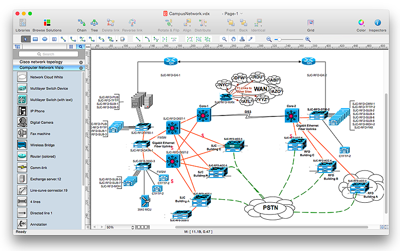 how to convert visio 2003 file to pdf