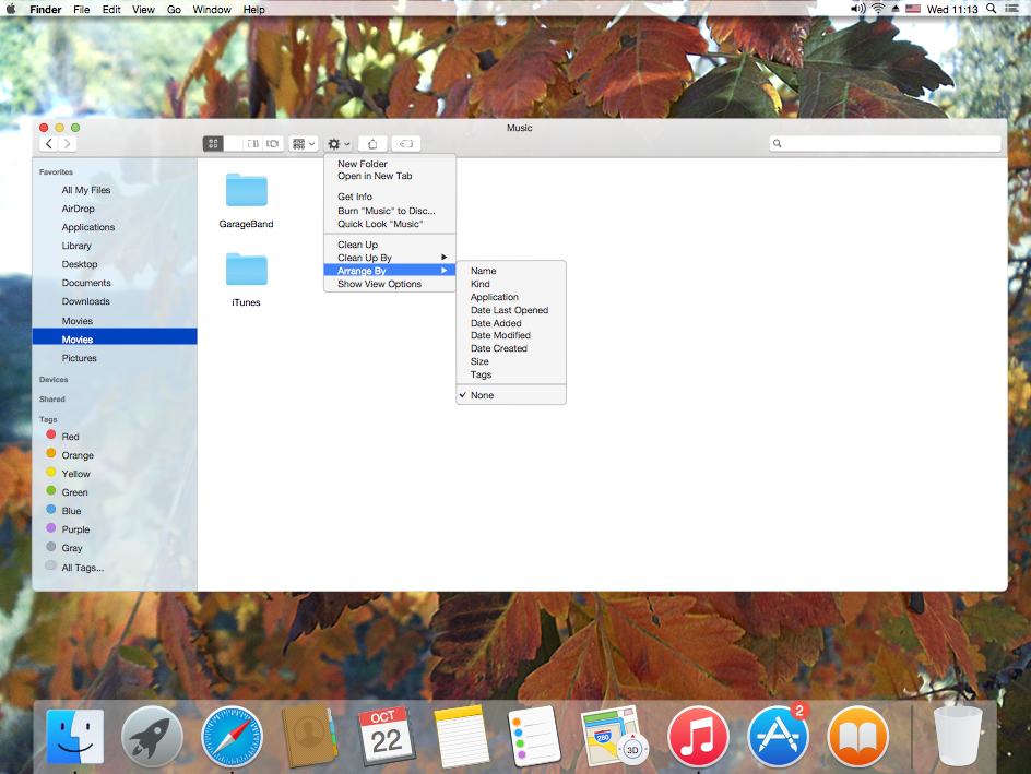 Yosemite-user-interface-finder-window