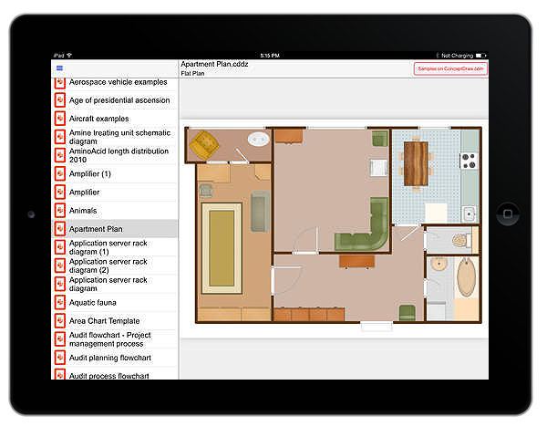 Cs Odessa Releases Its First Ipad App Diagram Viewer