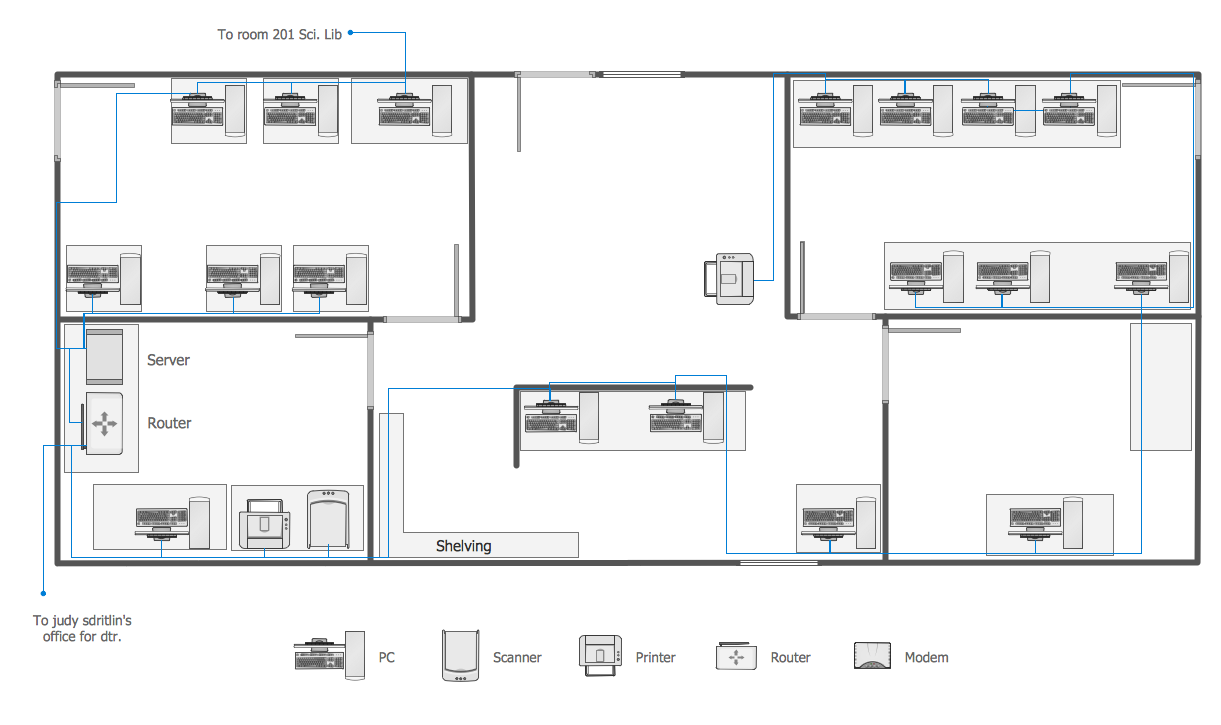 Visio floor plan stencils free for Floor plan layout template