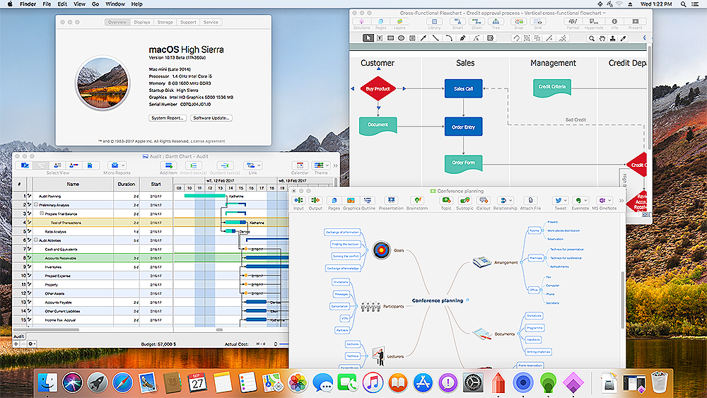 ConceptDraw-Office-Supports-macOS-high-Sierra