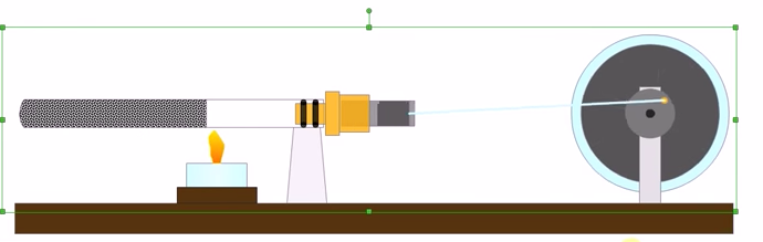 What can you create with ConceptDraw PRO: The Stirling Engine animation diagram