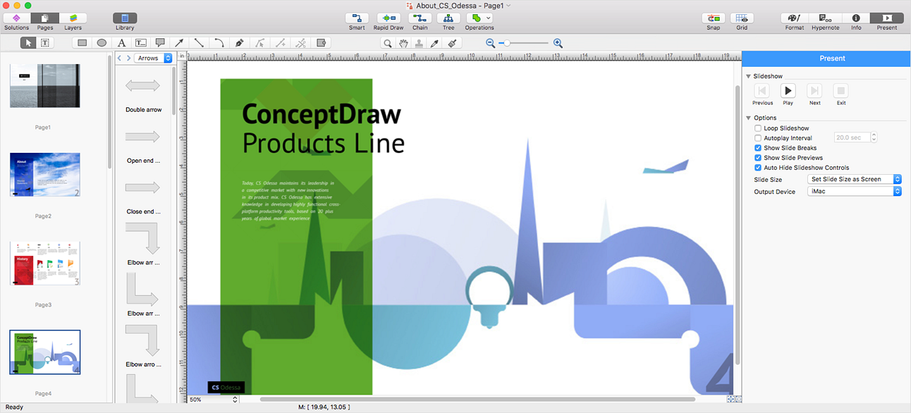 conceptdraw-diagram-benefits