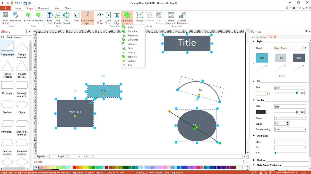 Diagram Software And Drawing Tool